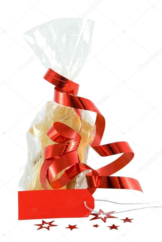 Biscotti Come Regalo Di Natale.Biscotti Come Regalo Di Natale Foto Stock C Nelosa 15540631