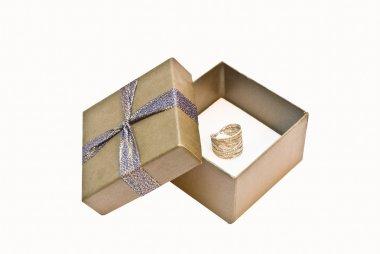 Box I give ring