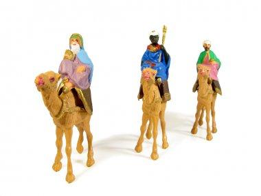 Three Wise Men (Nativity scene)II