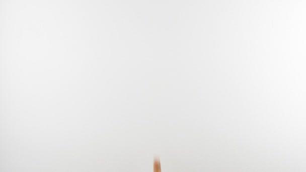 érintőképernyős gesztusok 1 a fehér fal