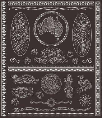 Aboriginal Design Elements