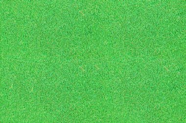 Background from the cut grass