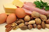 Zdravé potraviny - zdroje bílkovin