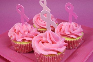 Pink Ribbon Breast Cancer Awareness October