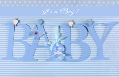 Baby bunting letters