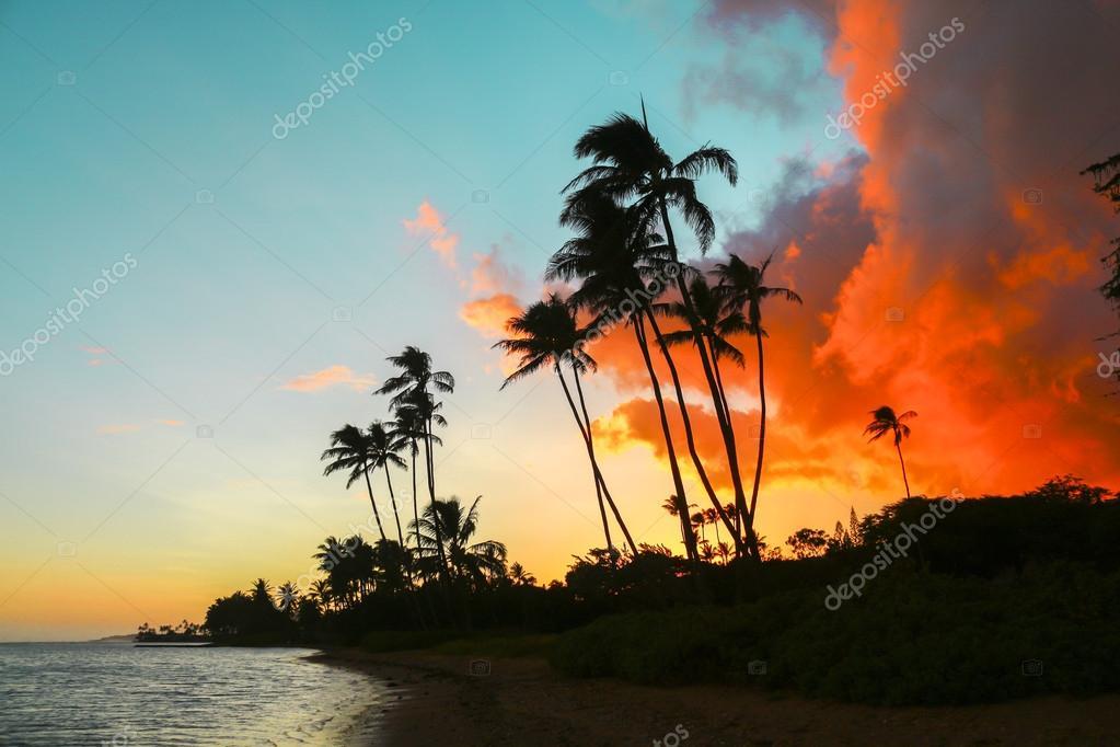 Puuikena Sunset