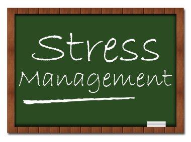 Stress Management - Classroom Board
