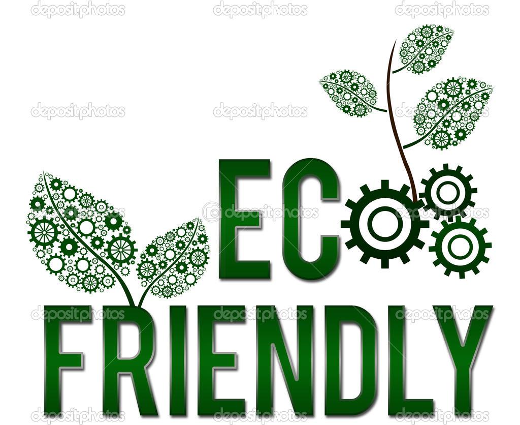 Eco Friendly Square