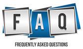 FAQ 3 Blöcke