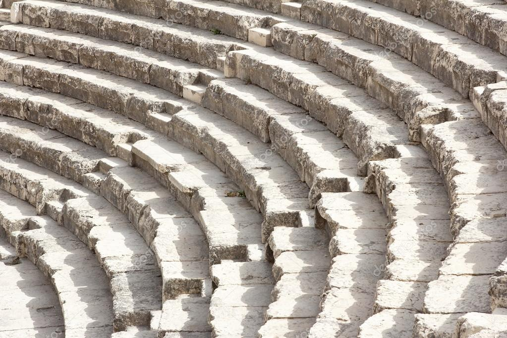 Theater in Beit She'an, Israel