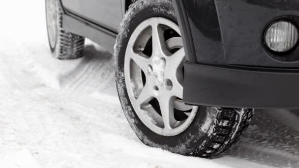 sněhové pneumatik