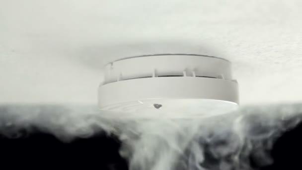 füstérzékelő riasztás
