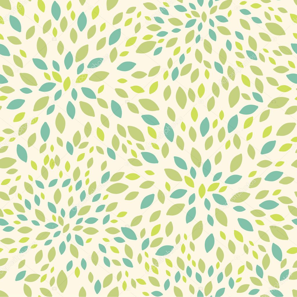 Leaf texture seamless pattern background
