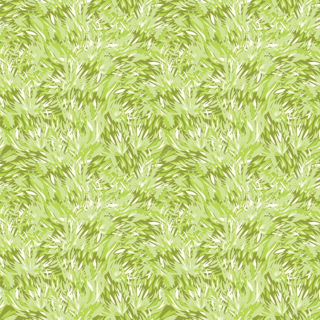 Green grass texture seamless pattern background