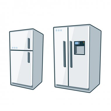 Home Appliances 1 - Refrigerators