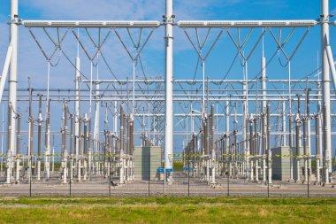 transformation power station