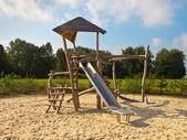 ökologischer Spielgarten