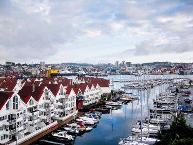 Stavanger bay, Norway