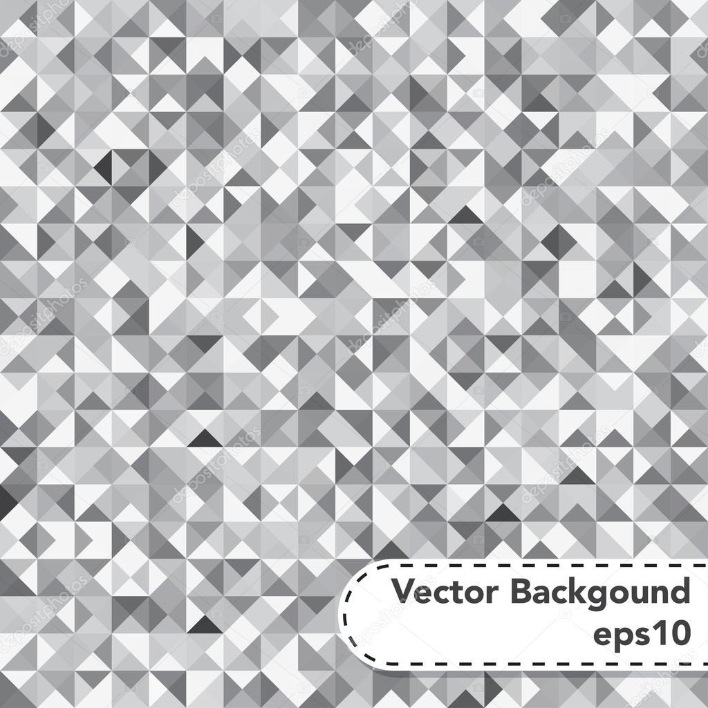 Background image grayscale - Tessellating Light Grayscale Abstract Background Stock Vector 14722949