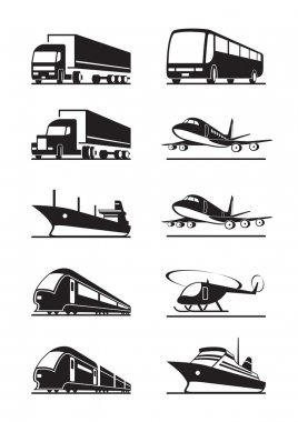 Passenger and cargo transportations