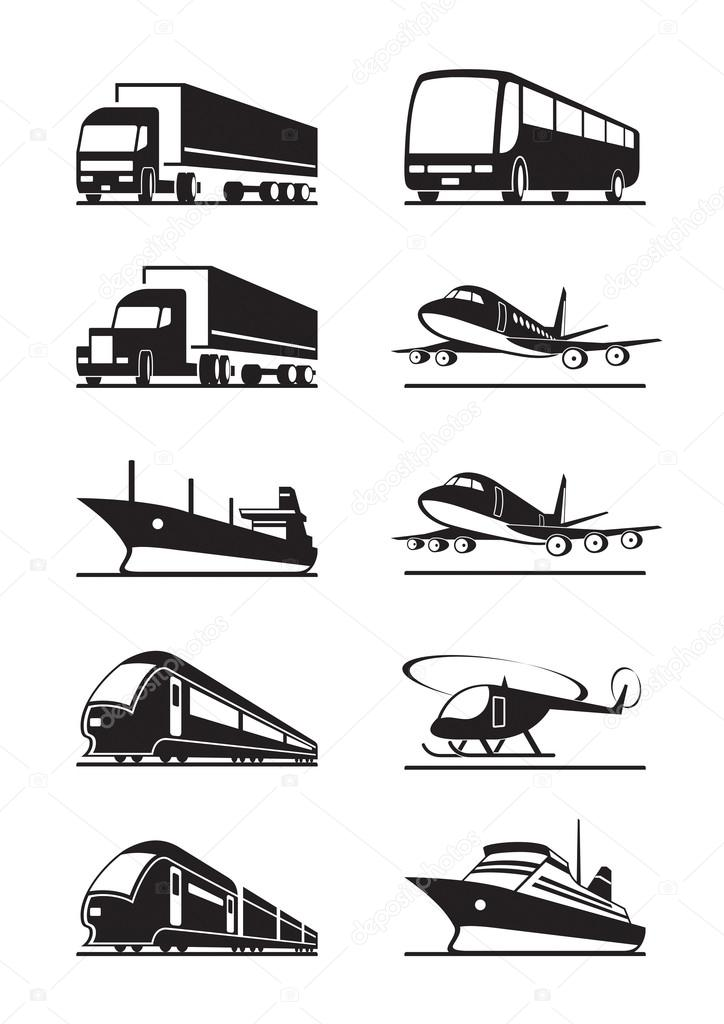 Passenger and cargo transportations