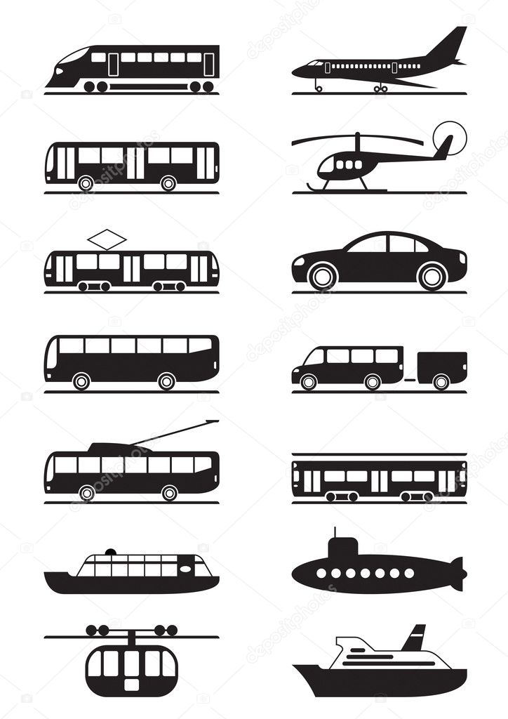 Passenger and public transportation