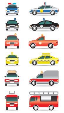 Special purpose cars