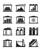 Fotografia capannoni industriali e commerciali
