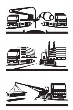 Construction and lifting transportation