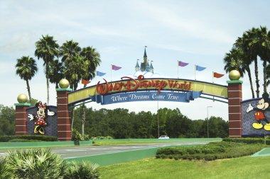 Disney Park, orlando, Florida.