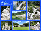 Královský palác caserta, Neapol, Itálie