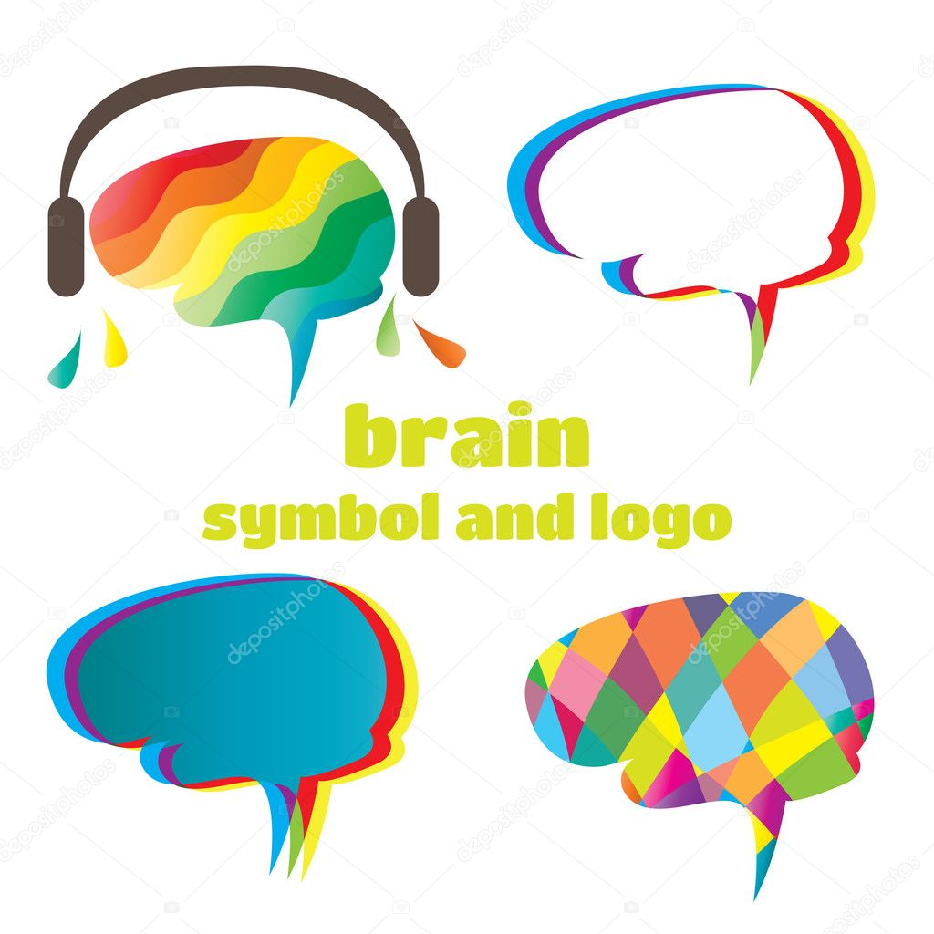 brain vector logo - photo #25