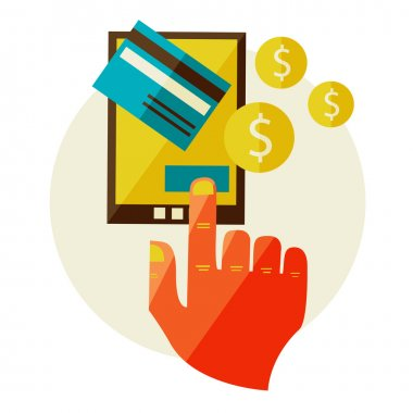 Processing of mobile payments