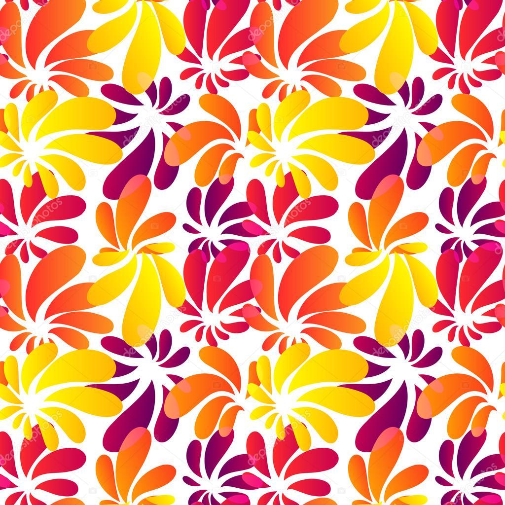 Piczar Hawaiian Flower Pattern Hd