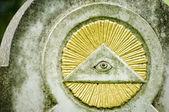 Fotografie freemason symbol