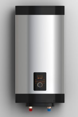 Electrical heating boiler with smart control