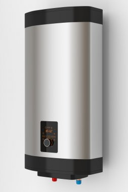 Electric boiler with smart control