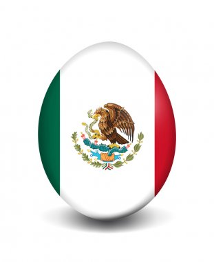 Easter egg - Mexico