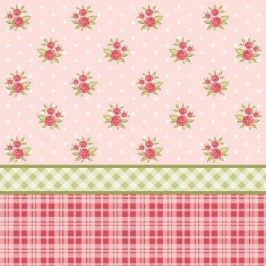 Vintage pattern 4