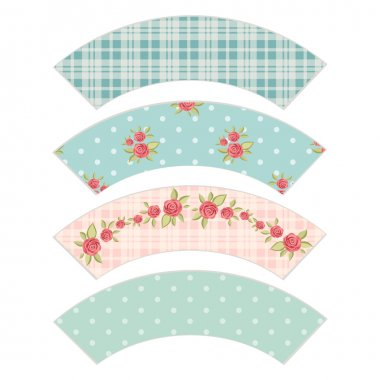 Cupcake wrappers 4