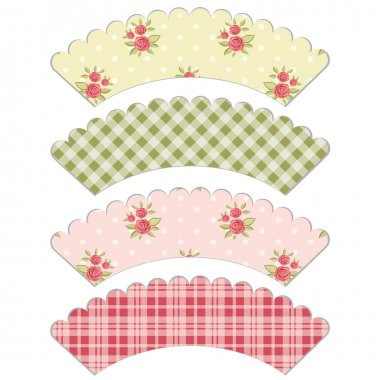 Cupcake wrappers 2
