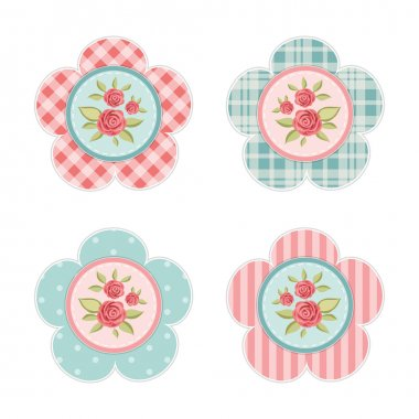 Vintage cupcake toppers 4