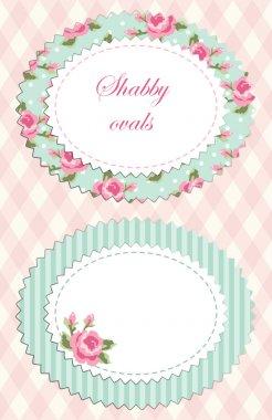 Shabby ovals 2