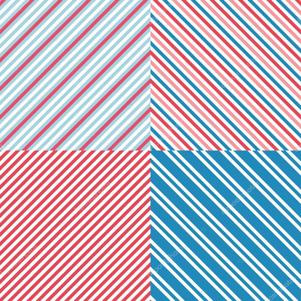 Retro striped backgrounds