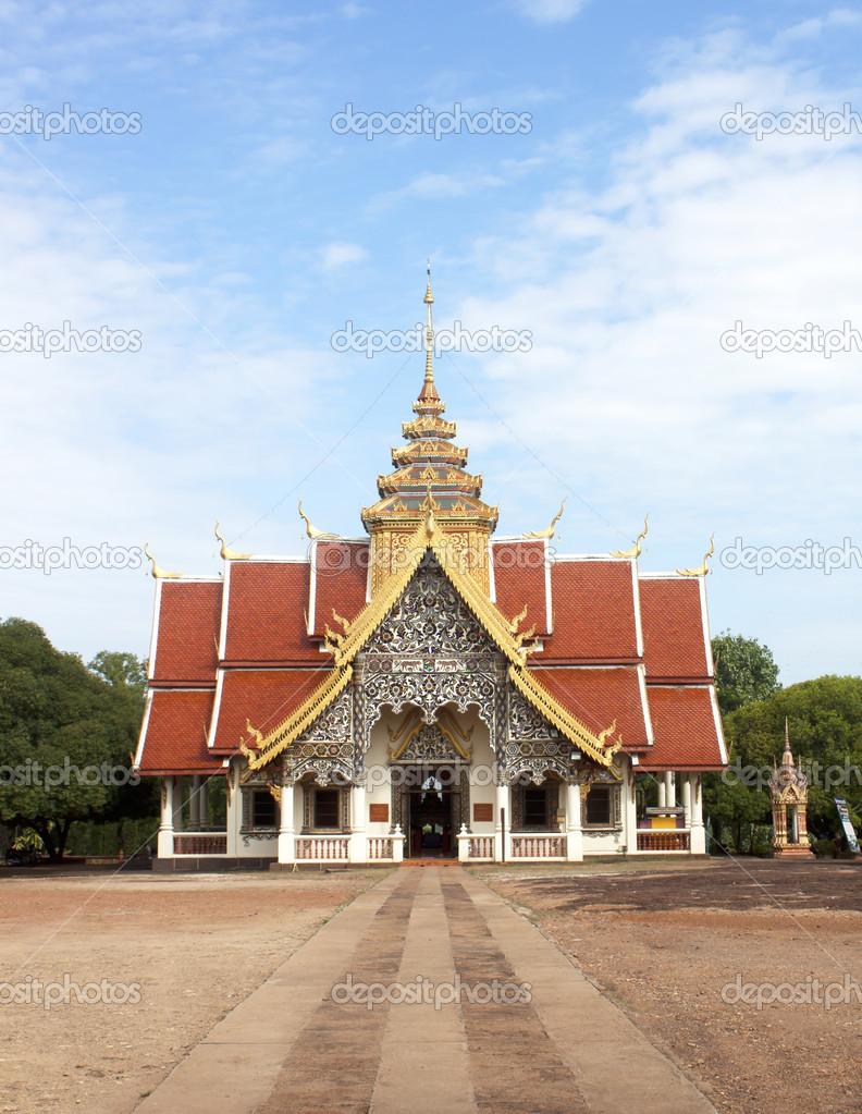 Buddhist places of worship — Stock Photo © scenery1 #36802381