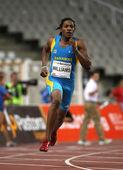 Bahamian athlete Andrae Williams