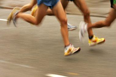 Runners legs