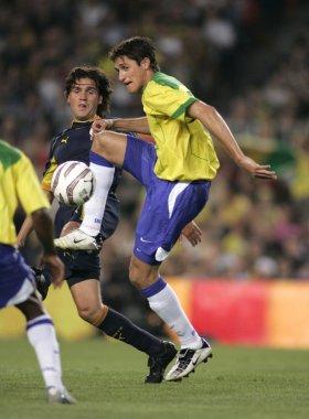 Brezilyalı oyuncu edmilson