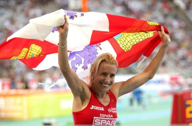 Marta Dominguez of Spain