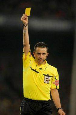 Referee Ramirez Dominguez